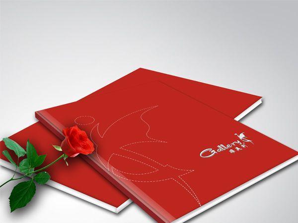 不错的画册设计