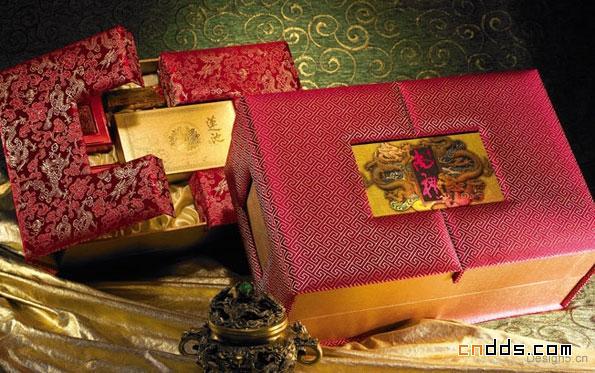 精美中秋月饼包装设计作品欣赏