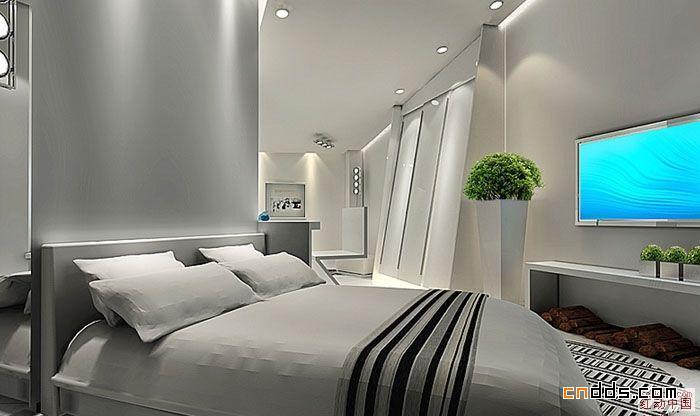 时尚的酒店室内设计