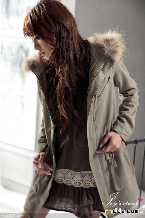 秋冬穿出时尚气氛