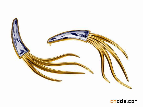珠宝首饰设计图
