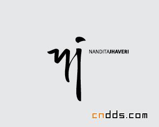 """字母""""n""""的标志设计欣赏"""