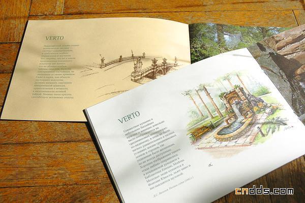 简约画册设计欣赏