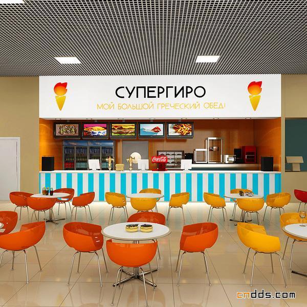 快餐品牌VI设计