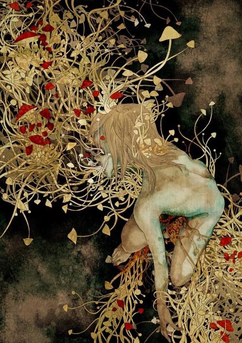 超现实幻想世界——MooNyk
