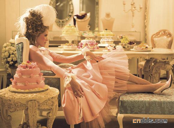 贵族公主奢华生活 zoya珠宝绚丽大片