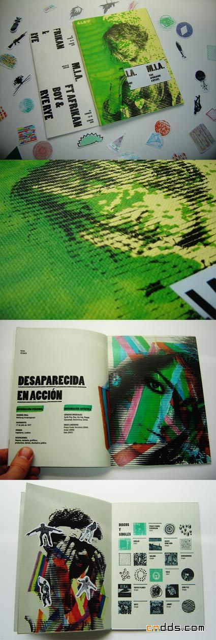 Patricio Murphy 书籍设计