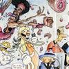 美国Allen Sutton插画作品