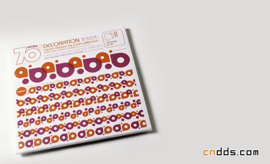 国外简约平面设计风格作品集