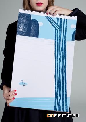 芬兰Tuukka Koivisto海报设计