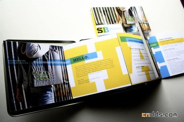 Sean Ball CD包装设计