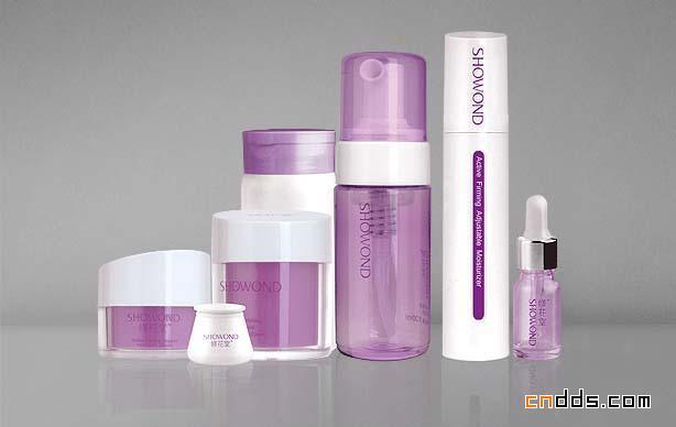 时尚化妆品包装设计