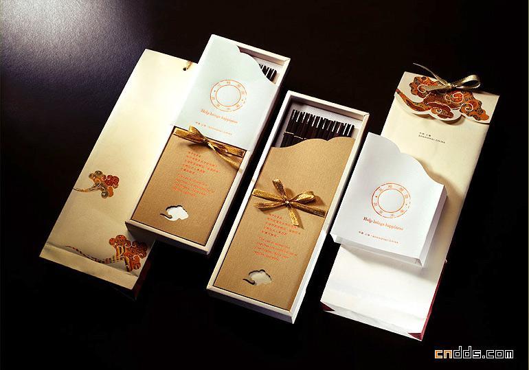 中国传统月饼茶叶包装