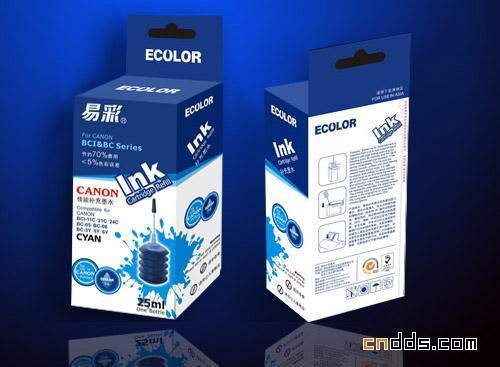 一组独特的墨盒包装设计顺德顺达工资的包装设计电脑多少图片