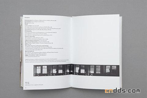 国外漂亮的书籍设计排版欣赏图片