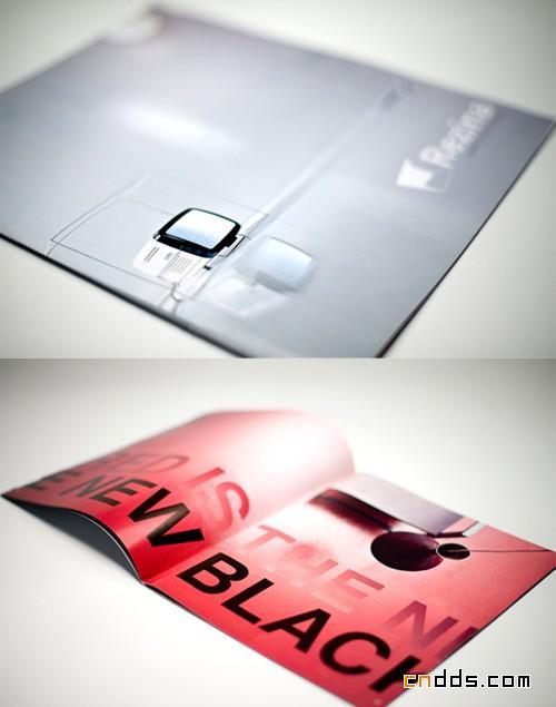国外漂亮的书籍/宣传册设计