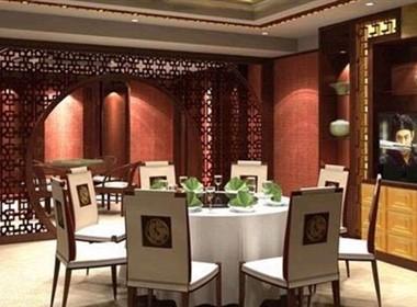 餐厅效果图设计欣赏