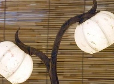 艺术灯具装点生活
