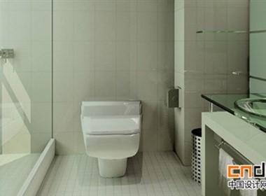 卫浴间装修效果图欣赏