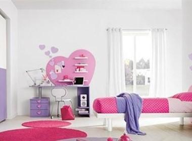 享童趣 可爱儿童房设计
