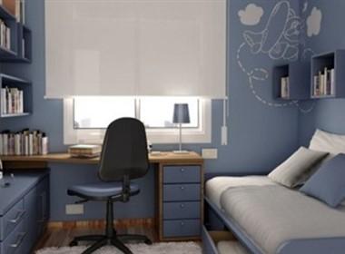 50例漂亮的青少年卧室布局设计