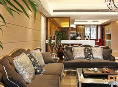 漂亮的欧式客厅