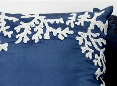 中国古典感的抱枕