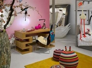 2011缤纷多彩的儿童房设计