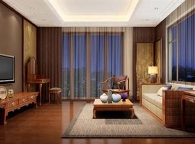 别墅中式风格设计— 典藏艺术的宫殿
