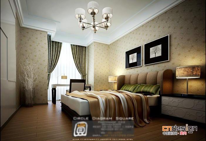 2011给力卧室装修效果图