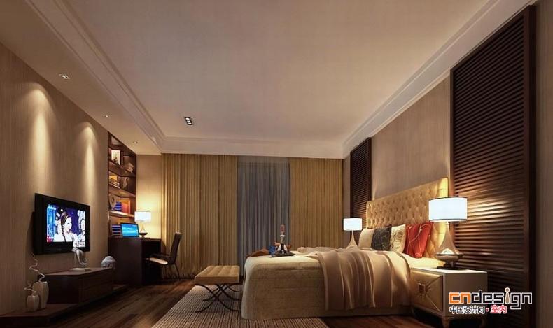 40张现代卧室效果图欣赏