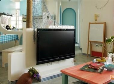 儿童房设计 珊瑚岛奇遇记--小童星的家