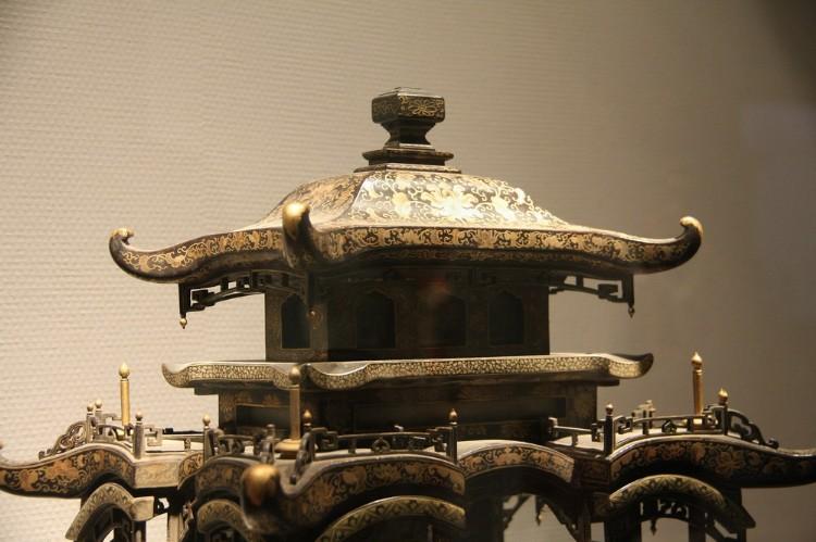 圣地西藏文物展览 一