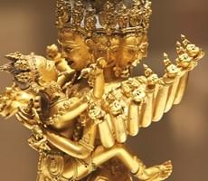 圣地西藏文物展览 二