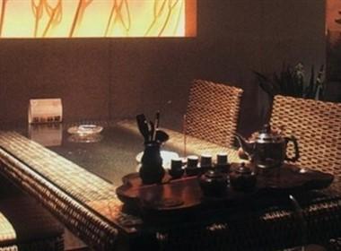 中式茶馆装修设计--西安王子茶艺馆