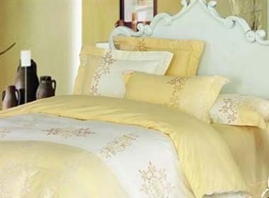 温馨靓丽的床上用品