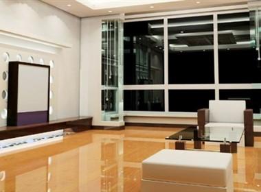 现代客厅设计欣赏