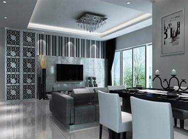 时尚淡雅的室内设计欣赏