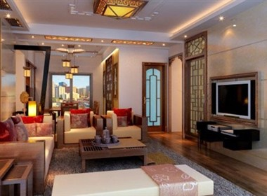 中式古典室内设计欣赏