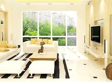 简约亮丽的室内设计效果图
