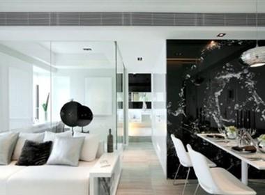 简约清雅的室内设计