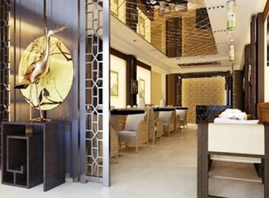 具有中国特色的餐厅室内设计