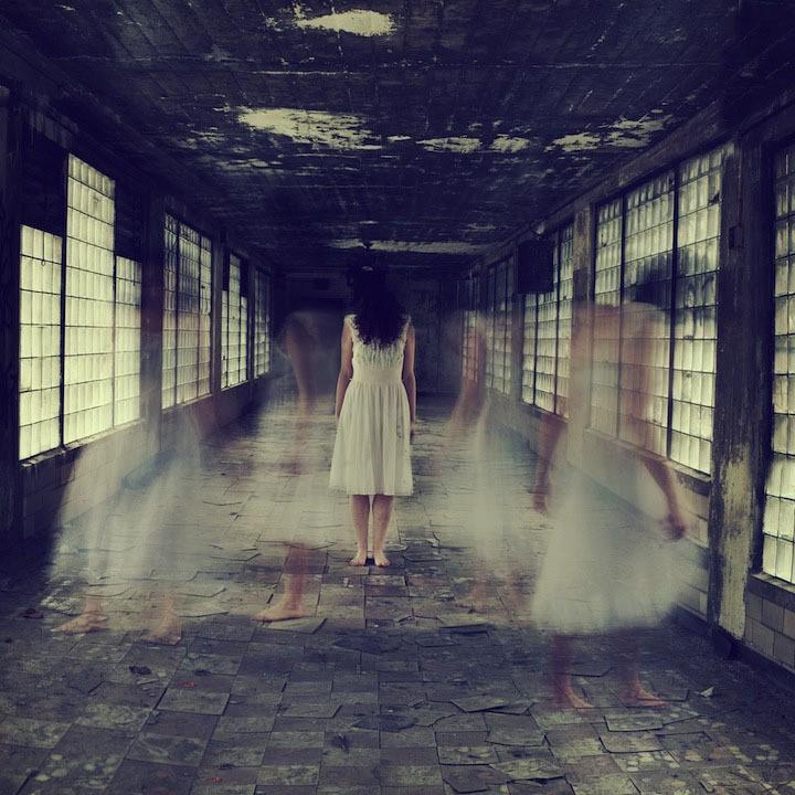 另类摄影带你进入一个奇幻的世界