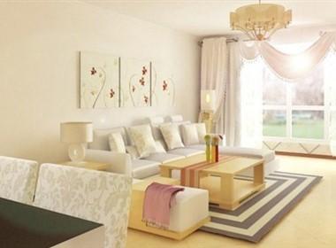简洁明亮的室内设计欣赏