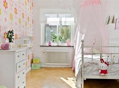现代儿童房室内设计欣赏