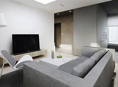 简约清雅的现代室内设计效果图欣赏