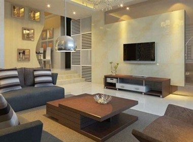 现代室内设计装修效果图欣赏