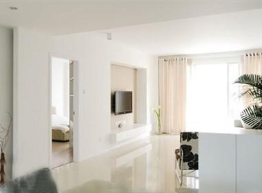 白色靓丽的室内设计效果图欣赏
