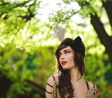 美国25岁摄影师时尚人物肖像摄影