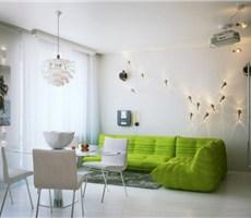 圣彼得堡一套小公寓设计欣赏